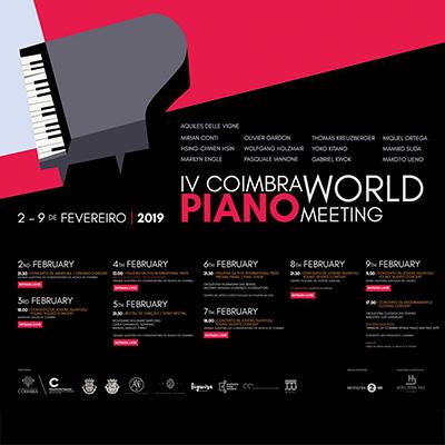 Encontro Mundial de Piano de Coimbra