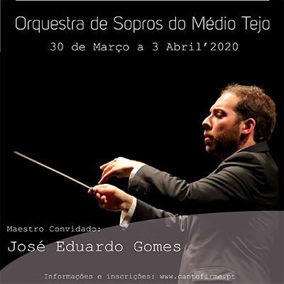 VII Estágio de Páscoa Orquestra de Sopros do Médio Tejo 2020