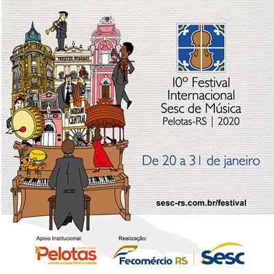 10º Festival Internacional Sesc de Música