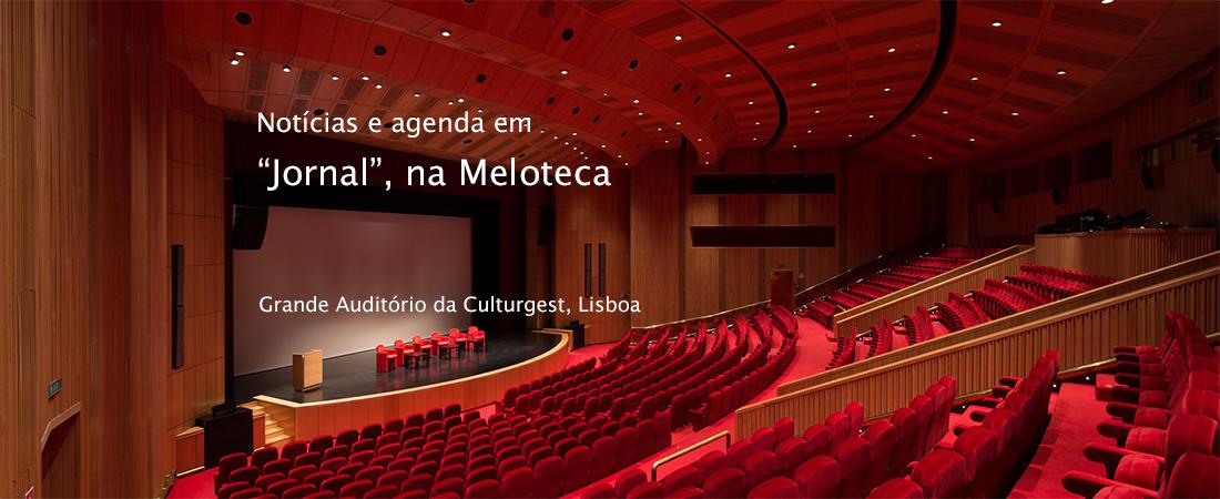 Informação sobre eventos e agenda Musical na Meloteca