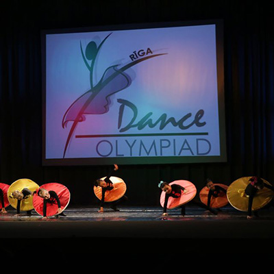 International Dance Olympiad Riga