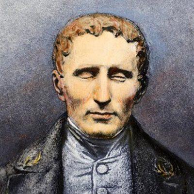 Louis Braille também foi católico devoto e organista em várias igrejas
