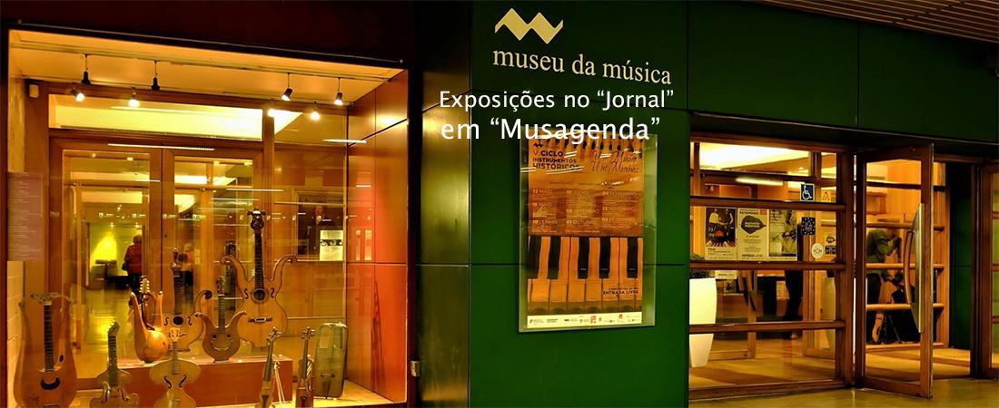 Museus de música e exposições musicais em Portugal