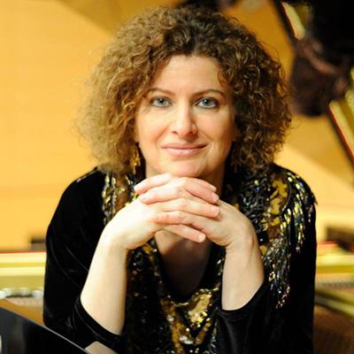 Alexandra Mascolo-David, pianista nos EUA