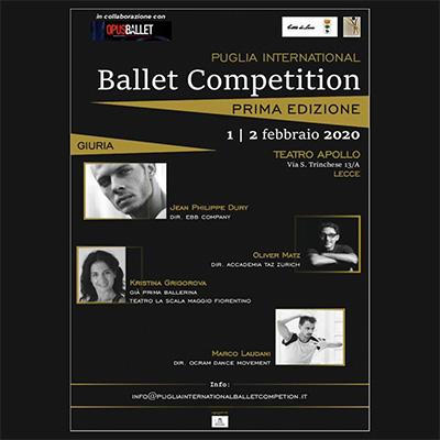 Puglia International Ballet Competition