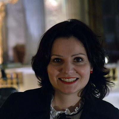 Investigadora e professora Sónia Duarte