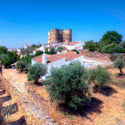 Alto Alentejo, Castelo de Évora Monte