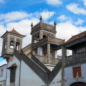 Castro Verde, Casa da Dona Maria
