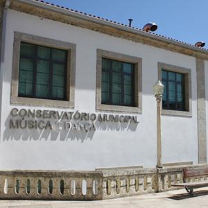 Conservatório Municipal de Música e Dança de Bragança