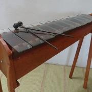 Marimba de vidro