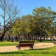 Jardim da Luz, Lisboa