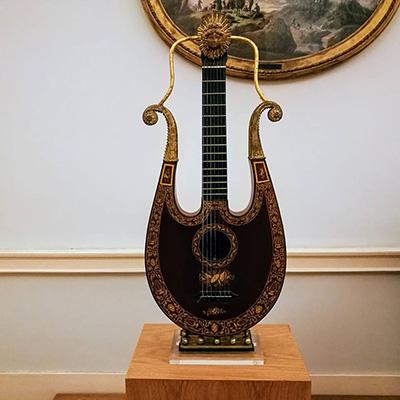Lira-viola, França, Museu Nacional Soares dos Reis