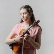 Matilde Margalho, aluna do professor Augusto Trindade