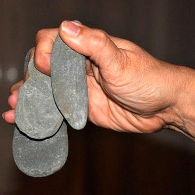 Pedras de percussão