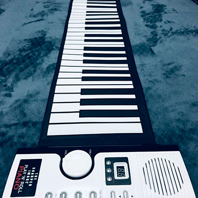 Piano de bolso, Play'n roll piano