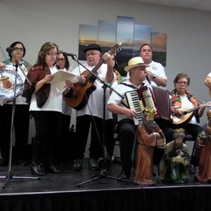 Reis na Casa dos Açores em Toronto