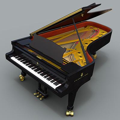 Piano de cauda Steinway