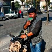 Apito de amolador, Portugal