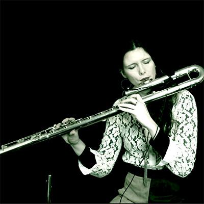 Bass flute, flauta baixo