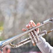 Brass, trompete, sopros de Metal