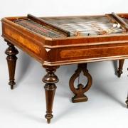 Cimbalon, instrumento de corda percutida