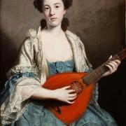 Cithren, Sir Joshua Reynolds, Portrait of Mrs Froude