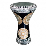 Derbouka, tambor em forma de cálice