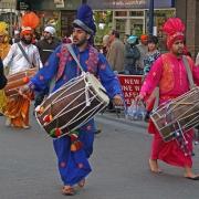 Dhol, Índia