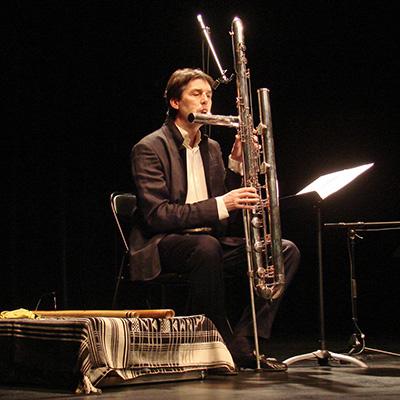 Double contrabass flute