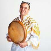 Doyra, tambor de mão do Uzbequistão, Abbos Kosimov