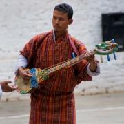 Dramyen, alaúde tibetano