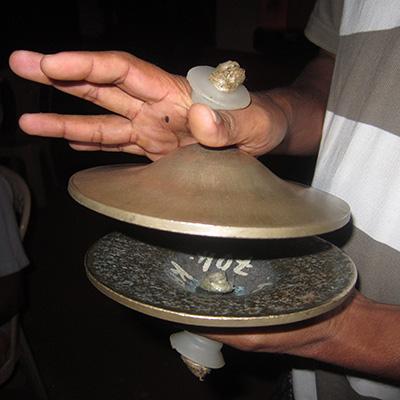 Elathalam, pratos, Índia