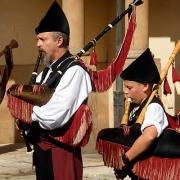 Gaita asturiana, gaita de fole de Espanha