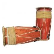 Gendang, tambor em forma de barril, Malásia e Indonésia