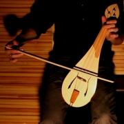 Gudok, cordofone de arco, Eslováquia