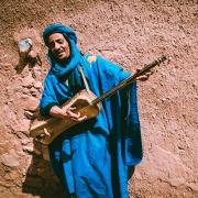 Guembri, cordofone dedilhado, Norte de África