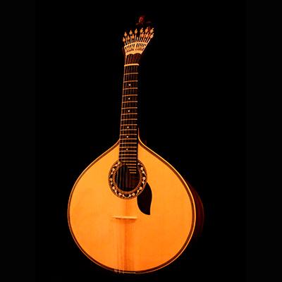 Guitarra portuguesa, modelo Lisboa, Portugal