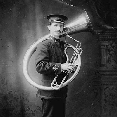 Helicon, grupo das tubas, Philip Timms