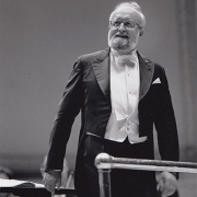 Krzystof Penderecki, compositor e maestro