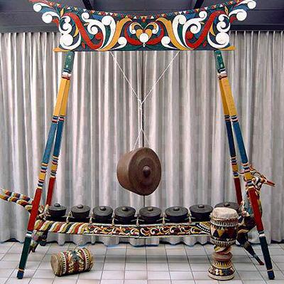 Kulintang ensemble, Filipinas