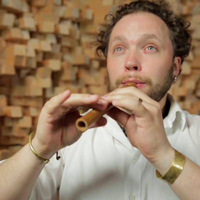 Lumzdelis, flauta, Lituânia
