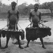 Mendzan, Camarões, 1914