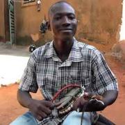 Nyanyeru, cordofone de arco