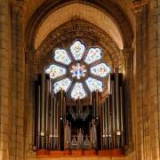 Grande órgão Georg Jann 1985 da Sé do Porto