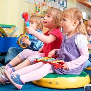 Música na Pré-Escola