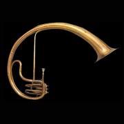 Saxtuba, instrumento obsoleto, Bélgica