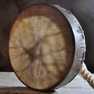 Shamandrum, tambor de mão