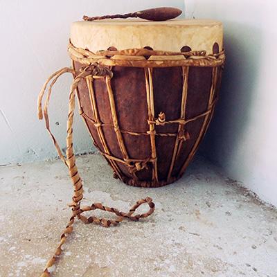 Tabala, tambor de África