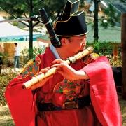 Taegum, flauta transversal da Coreia
