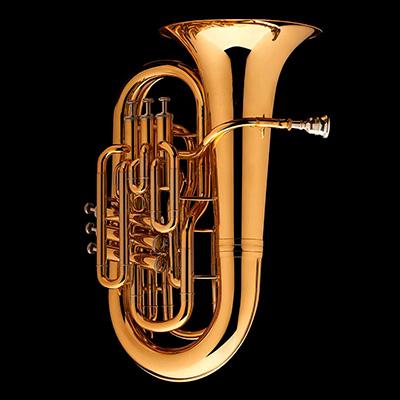 Tuba, sopro de metal